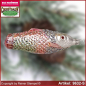 Preview: Christmas tree ornaments Fish glass figure glass shape Collectible