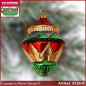 Preview: Christmas tree ornaments gyroscope glass figure glass shape Collectible